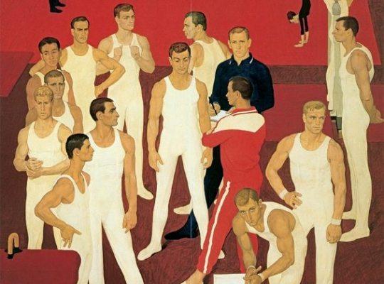 Ρωσία 1917, Ρώσικη επανάσταση, Τέχνη, Ζωγραφική, Ρώσικη Πρωτοπορεία