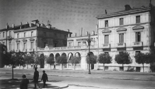 Amalias 2-4 Megaro Negreponti 1880