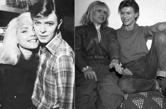 David-Bowie, DEBBIE HARRY