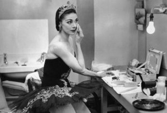 Margot Fonteyne, Μαργκότ Φοντέιν