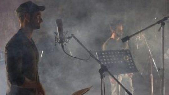 Βαγγέλης Κατσίνας, Δημήτρης Καμπόλης, συγκρότημα ΦΛΟΥ, μουσική