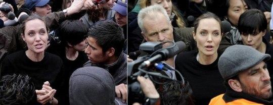 ΑΝΤΖΕΛΙΝΑ ΤΖΟΛΙ, ΠΡΟΣΦΥΓΕΣ, Η ΑΝΤΖΕΛΙΝΑ ΤΖΟΛΙ ΣΤΗΝ ΑΘΗΝΑ, Greece, Lesvos, Angelina Jolie, Refugees, ΤΟ BLOG ΤΟΥ ΝΙΚΟΥ ΜΟΥΡΑΤΙΔΗ, nikosonline.gr