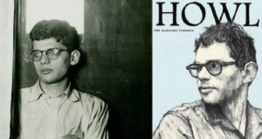Allen Ginsberg, Άλεν Γκινσμπεργκ, The Howl