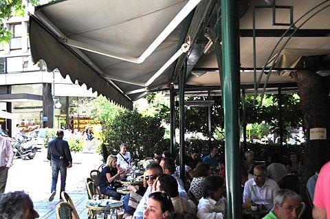 CAFE, ΚΟΛΩΝΑΚΙ, DA CAPO, ΤΟ BLOG ΤΟΥ ΝΙΚΟΥ ΜΟΥΡΑΤΙΔΗ, nikosonline.gr,