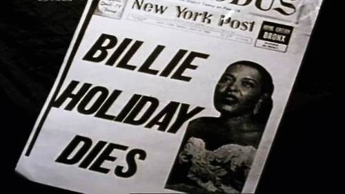 billie-holiday-new-york-post, Billie Holiday, Μπίλι Χόλιντέϊ, Jazz, Blues,
