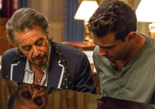 Al Pacino, Bobby Cannavale, Danny Collins