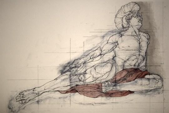 sculpture_contour_by_napoleoman