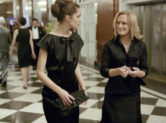 'Damages', Rose Byrne, Glenn Close,