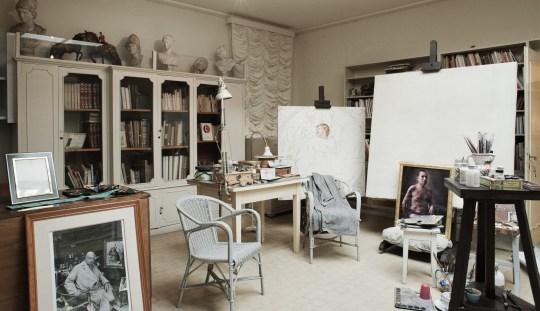 studio Giorgio de Chiricho
