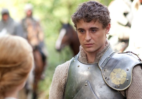 The White Queen, MAX IRONS