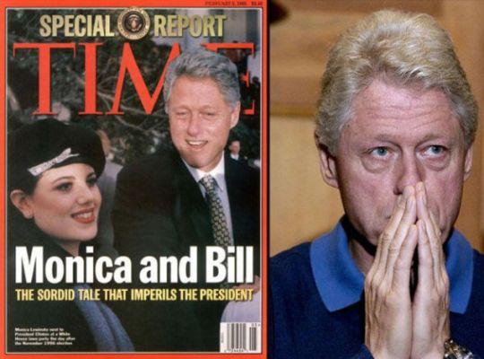Bill Clinton, Monica Lewinsky