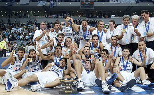 Greece, 2005, Champion