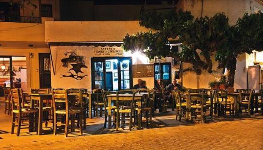 anogeia_kafeneio, ΠΑΡΑΔΟΣΙΑΚΑ ΚΑΦΕΝΕΙΑ