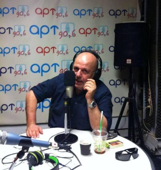 Νίκος Μουρατίδης,ΑΡΤ 90,6 FM