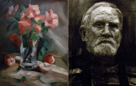 Ίνα Μελίδου, ζωγράφος, Εικαστικά,
