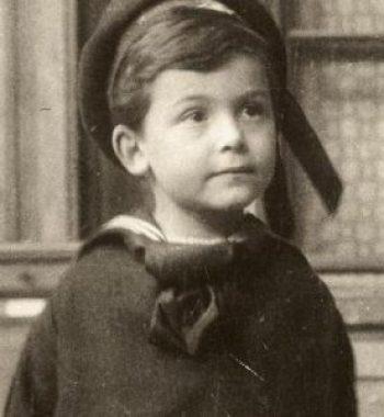 Pablo Picasso, Πάμπλο Πικάσο, παιδί