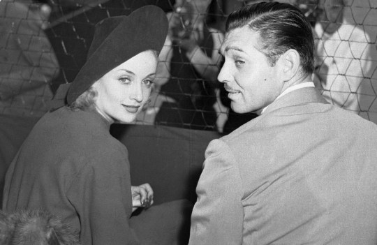 clark-gable-and-carole-lombard, Clark Gable, Κλαρκ Γκέϊμπλ