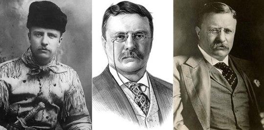 Theodore Roosevelt, Θεόδωρος Ρούσβελτ