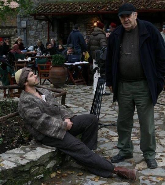 Ματωμένα Χώματα, Κώστας Κουτσομύτης, Χρήστος Βασιλόπουλος
