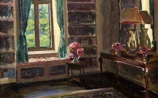 Winston Churchill, Γουίνστον Τσόρτσιλ, ζωγραφική,
