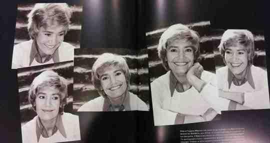 Μαρινέλλα, Αλίντα Μαυρογένη, βιβλίο, λεύκωμα, φωτογραφίες,