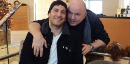 Simon Kassianides, Νίκος Μουρατίδης