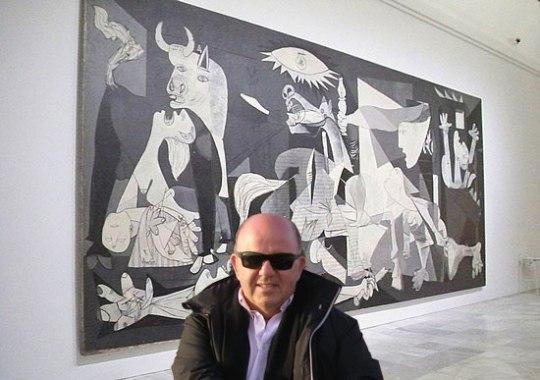 Γκερνίκα, Guernica, Γκουέρνικα, Pablo Picasso, Reina Sofia Museum, ζωγραφική,