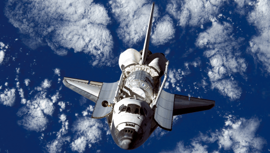 Discovery, Space