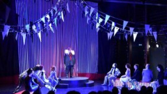 «Βικτώρ ή τα παιδιά στην εξουσία», Θέατρο Τέχνης, Σταμάτης Κραουνάκης, Μαριάννα Κάλμπαρη