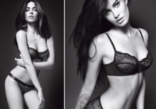 Ladies, Armani, Megan Fox