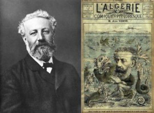 Ιούλιος Βέρν, Jules Gabriel Verne,