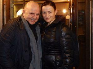 Παγκόσμια ημέρα θεάτρου, Νίκος Μουρατίδης, Καρυοφυλλιά Καραμπέτη