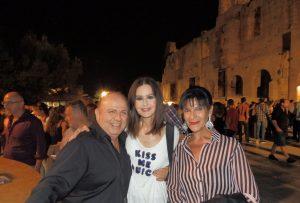 Παγκόσμια ημέρα θεάτρου, Νίκος Μουρατίδης, Κάτια Δανδουλάκη, Βόσσου