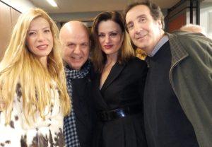Παγκόσμια ημέρα θεάτρου, Νίκος Μουρατίδης, Άγγελος Παπαδημητρίου, Καραμπέτη, Βαλέρια