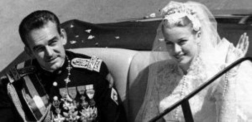 Πρίγκηπας Ρενιέ Γ΄, Grace Kelly, wedding