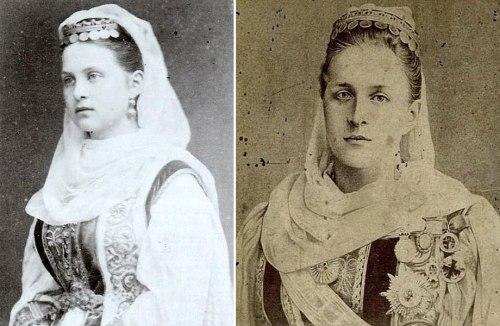 Queen Olga of Greece, Βασίλισσα Όλγα της Ελλάδας, Ρωσία, Ρομανώφ, nikosonline.gr