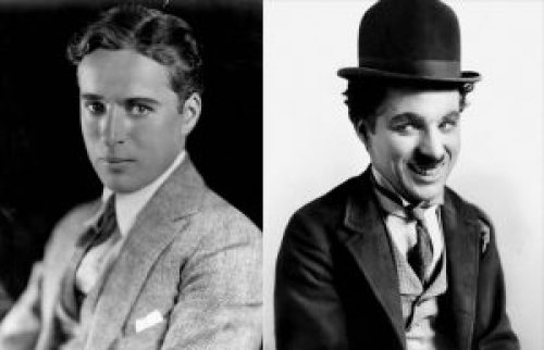 "Τσάρλι Τσάπλιν: Ο Sir Charles Spencer ""Charlie"" Chaplin"