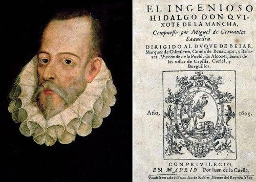 Μιγκέλ ντε Θερβάντες, Miguel de Cervantes Saavedra,