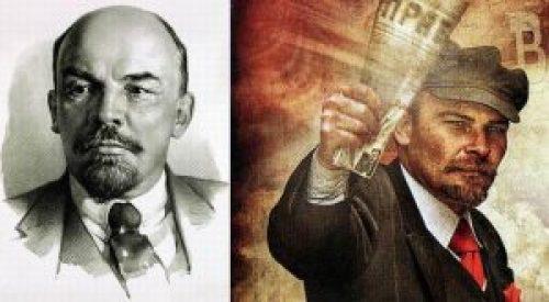 Βλαντιμίρ Λένιν, Vladimir Lenin, Βλαντίμιρ Ιλίτς Ουλιάνοφ (Влади́мир Ильи́ч Улья́нов),