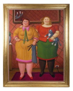Φερνάντο Μποτέρο, Fernando Botero, ζωγράφος, γλύπτης, nikosonline.gr