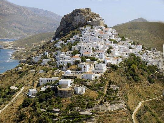 εφημερίδα Μεγάλης Βρετανίας, Guardian, 18 ελληνικά νησιά, Greek Islands, nikosonline.gr