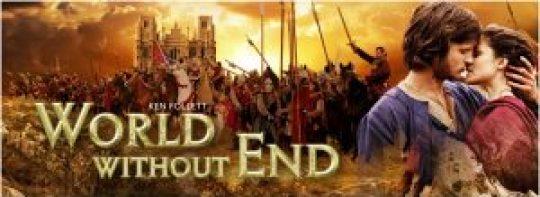 World Without End, Ken Follett, TV series, Τηλεοπτική σειρά, Νίκος Μουρατίδης,