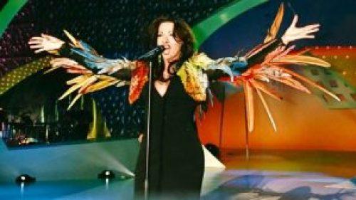 Ισραηλινή τρανσέξουαλ, Dana International, Eurovision.