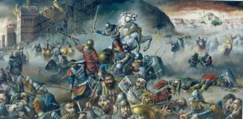 Άλωση της Κωνσταντινούπολης, Οθωμανούς, Βυζαντινής Αυτοκρατορίας