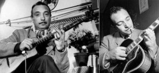 Τζάνγκο Ράινχαρντ: Ο Django Reinhardt