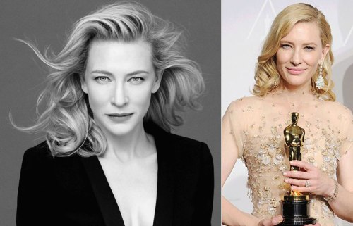 Κέιτ Μπλάνσετ, Cate Blanchett
