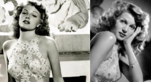 Ρίτα Χέιγουορθ, Rita Hayworth