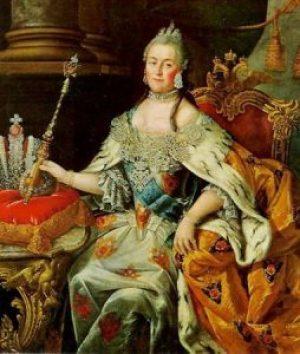 Catherine the Great, Μεγάλη Αικατερίνη