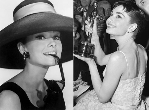 Όντρεϊ Χέπμπορν, Audrey Hepburn,