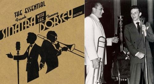 """Φρανκ Σινάτρα, Ορχήστρα Τόμι Ντόρσι , """"I'll Never Smile Again"""", Sinatra"""